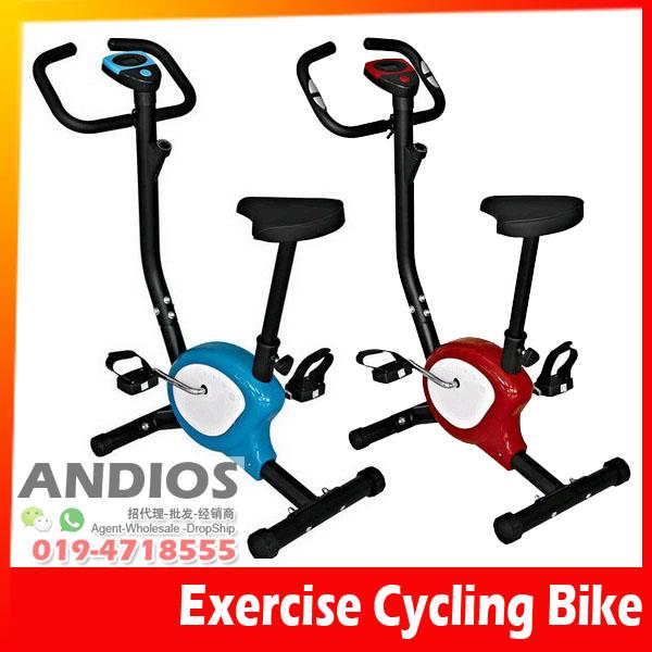 Zero Bike-Gym Fitness Sport Equipment Bicycle Cycle Home Exercise DIY