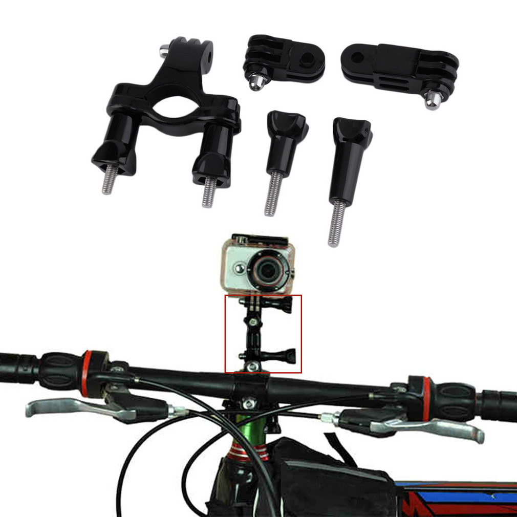 Bike Handlebar Seat Post Motorcycle Mount for Camera GoPro Hero 1 2 3 ..