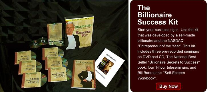 The Billionaire Success Kit
