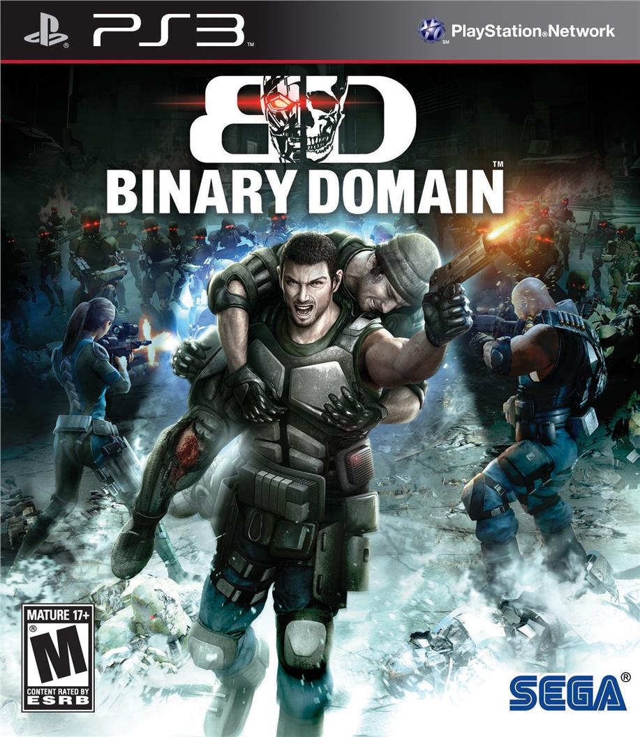 Binary Domain - PlayStation 3