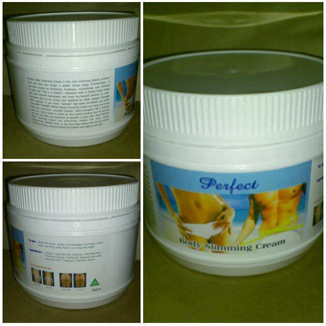 BIO BRIGHT PERFECT SLIMMING CREAM