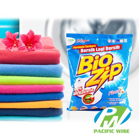 Bio Zip Detergent Powder 800g