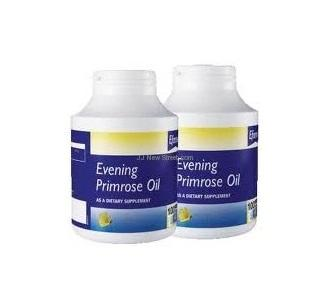 Biolife Efamol Evening Primrose Oil 1000mg 2 x 100S