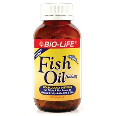 Biolife Fish Oil 1000mg 100S