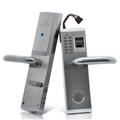 "Biometric Fingerprint Door Lock ""Aegis"" - Deadbolt, Right Handed"