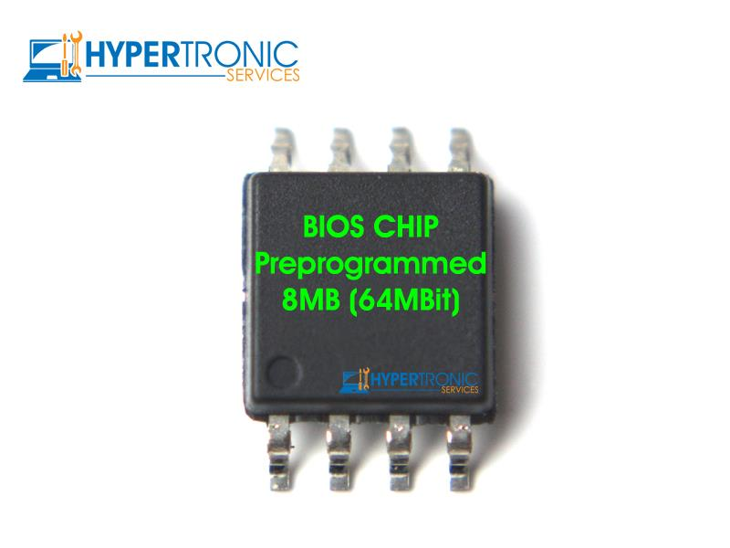BIOS Chip for Acer Aspire S3-391 8MB Preprogrammed