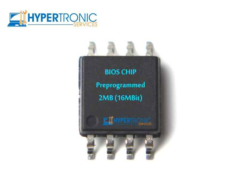BIOS Chip for Dell Studio 1435 Preprogrammed