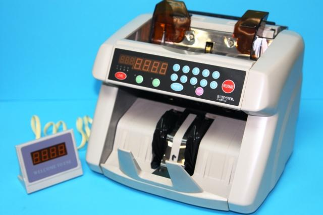 BIOSYSTEM BANKNOTE COUNTER / MONEY COUNTER