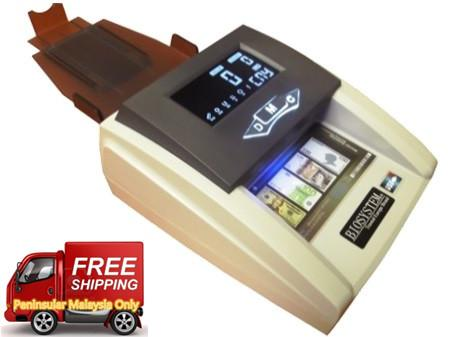 Biosystem TM36 6 Currencies Money Detector (1 Year Warranty)