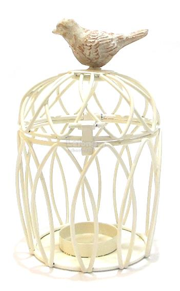 Bird With Candle Holder - Home Decoration