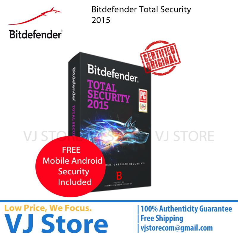 Bitdefender Total Security is a complete and feature-rich security solution with strong malware and ransomware defenses. It comes with with anti-theft, anti-phishing, firewall, autopilot, rescue mode, intrusion detection, ransomware protection, parental control, Price: Free.