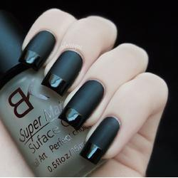 BK Matte Top Coat Nail Polish 15ml BUY 5 FREE 1