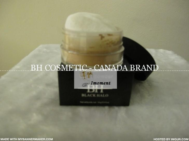 Black Halo Loose Powder - F314