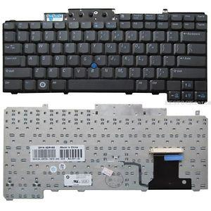 Black Keyboard Us Dell Latitude D620 D630 D820 D830 Precision M65
