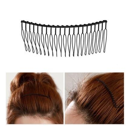 Black Magic Insert Invisible Hair Comb Clip Styling Tool