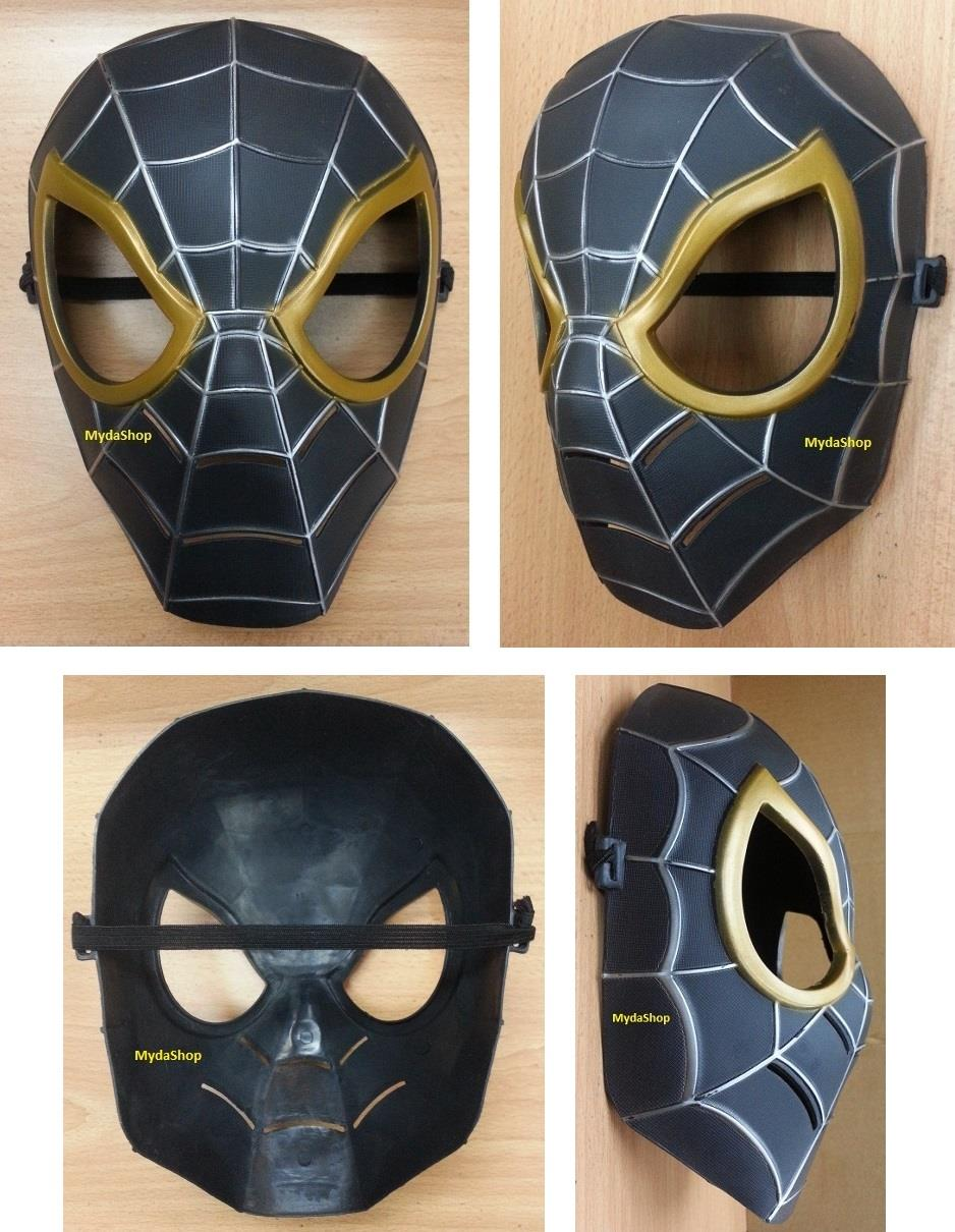 black spiderman mask - photo #17
