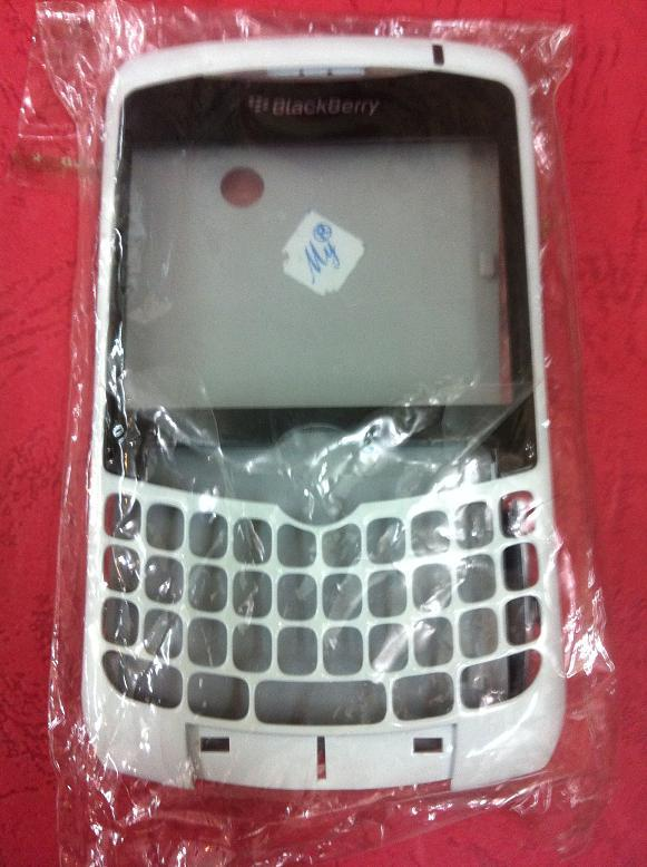 BLACKBERRY 8310 WHITE HOUSING