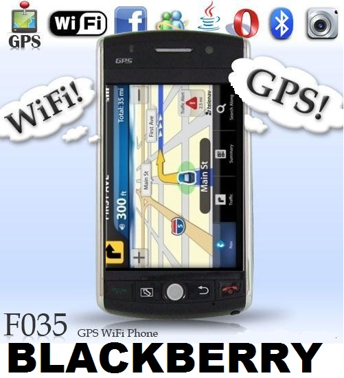 BLACKBERRY 9530 STORM 2 LOOK ALIKE!!WIFI TV GPS CAN USING MALAYSIA MAP