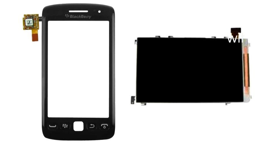 BlackBerry BB Torch 9860 Display LCD / Touch Screen Digitizer Services