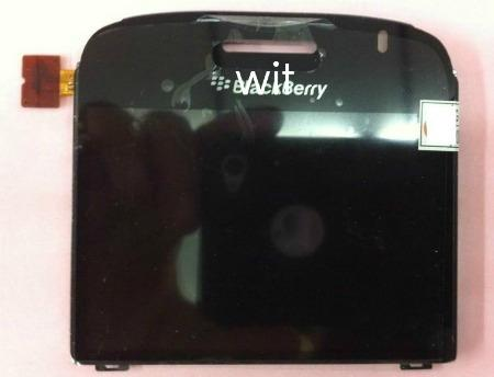 BlackBerry Bold 9000 LCD Display Screen 001 002 003 Black White