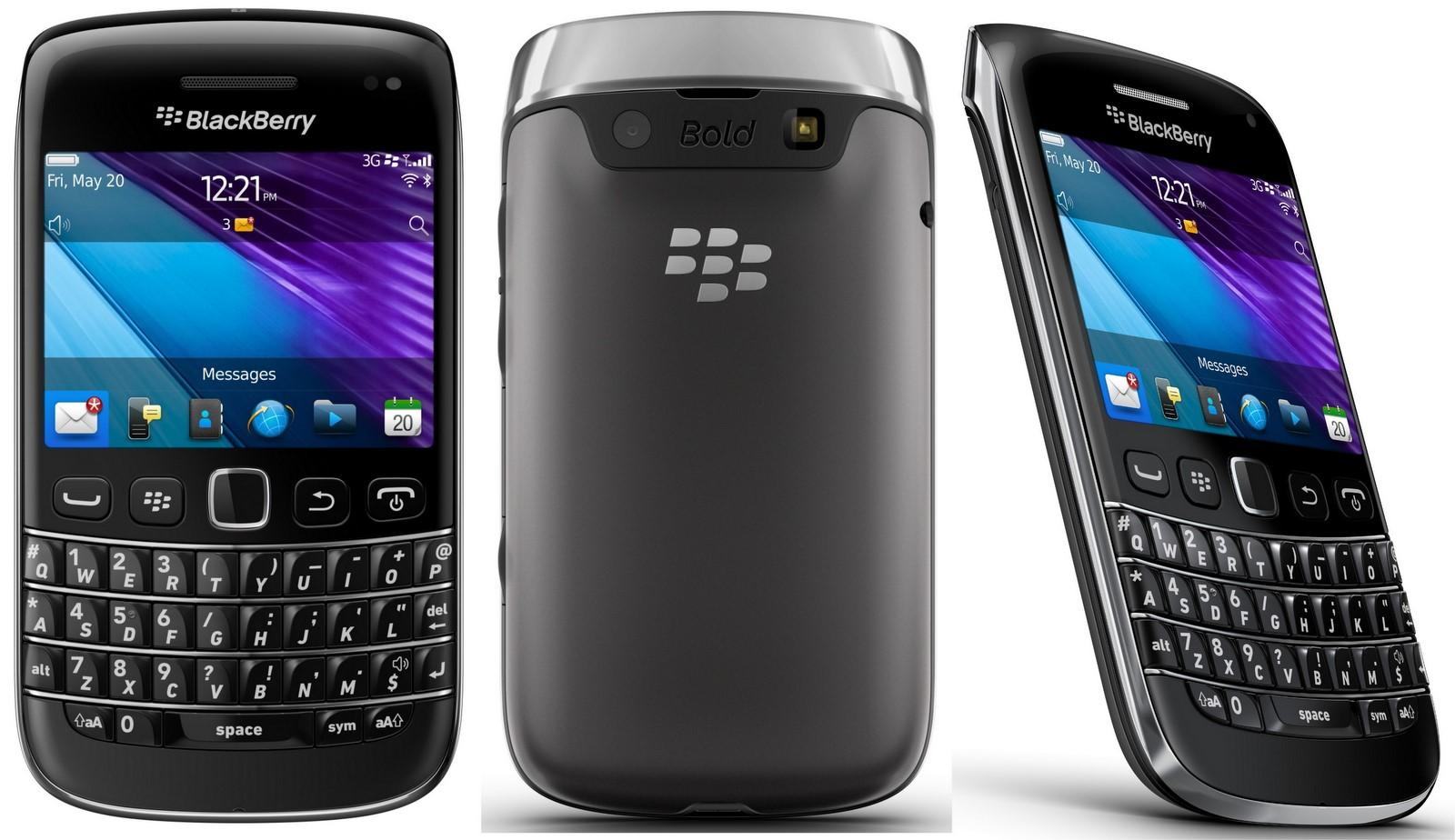 BLACKBERRY BOLD 9790 BLACK ORIGINAL BRIGHTSTART / BRIGHTPOINT