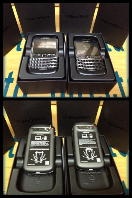 Blackberry Bold 9790 Ori Set Brightstar Black/White- Ready Stock