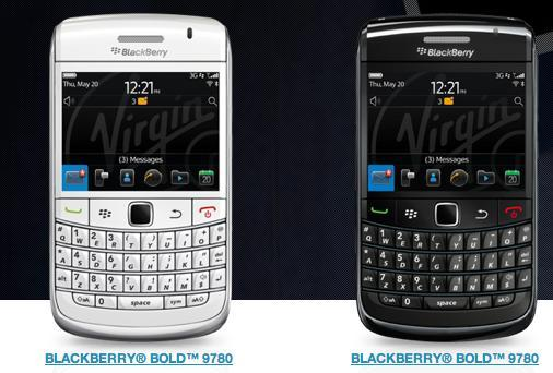 BlackBerry BOLD III 9780 - Brand new  WITH 24 MONTHS ORI  WARRANTY