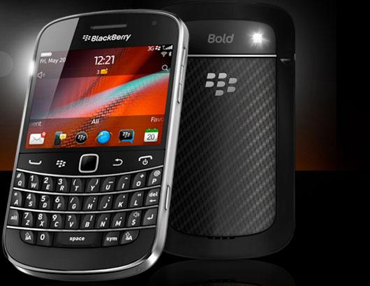 Blackberry Bold Touch 9900(8GB) FOC Ori Leather Pouch-100% Brand New Set