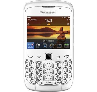 BlackBerry Curve 3G 9300 BLACK OR WHITE 100% ORIGINAL FROM BRIGHTSTAR/POINT