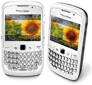 BlackBerry Curve 8520 - 100% Brand New with ori  Warranty white availa