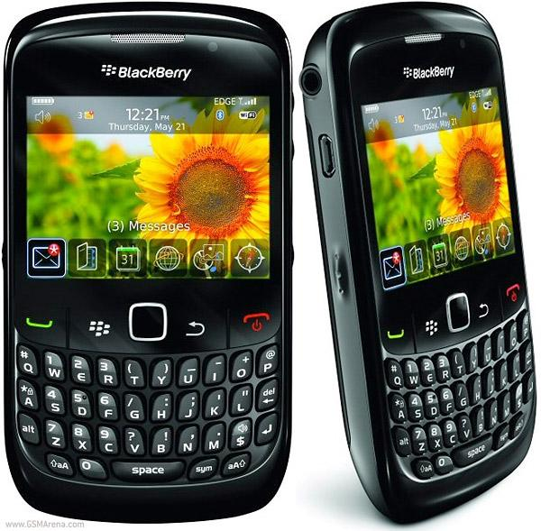 Blackberry Curve 8520, 24months Brightstar warranty,new unit