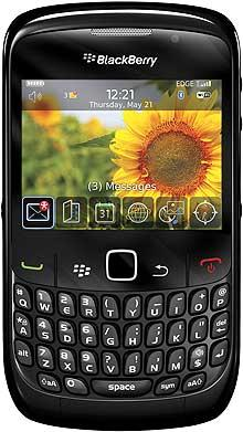 Blackberry Curve 8520 Set Original Brighstar 24 mth warranty-Ready Sto..