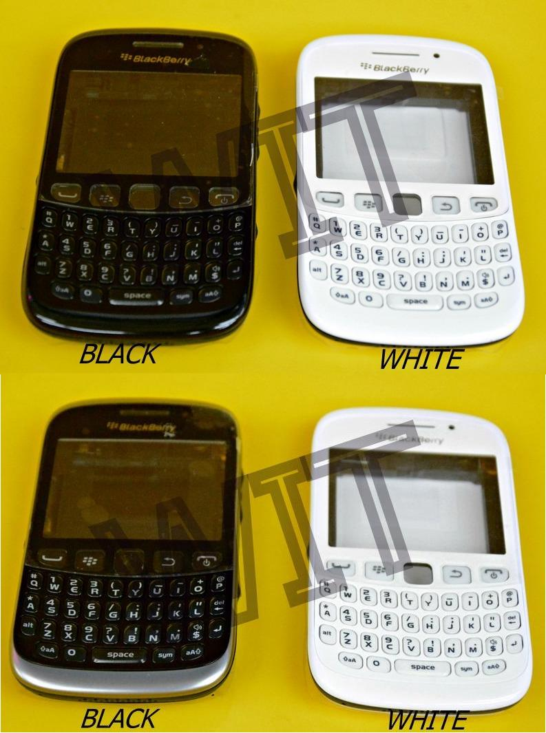 BlackBerry Curve 9220 9320 Housing Keypad Middle board Battery Cover
