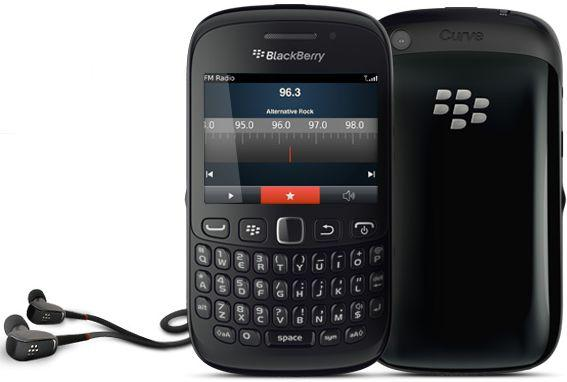 Blackberry Curve 9220 Original Brightstar/Brightpoint Set -2 Years Wrty