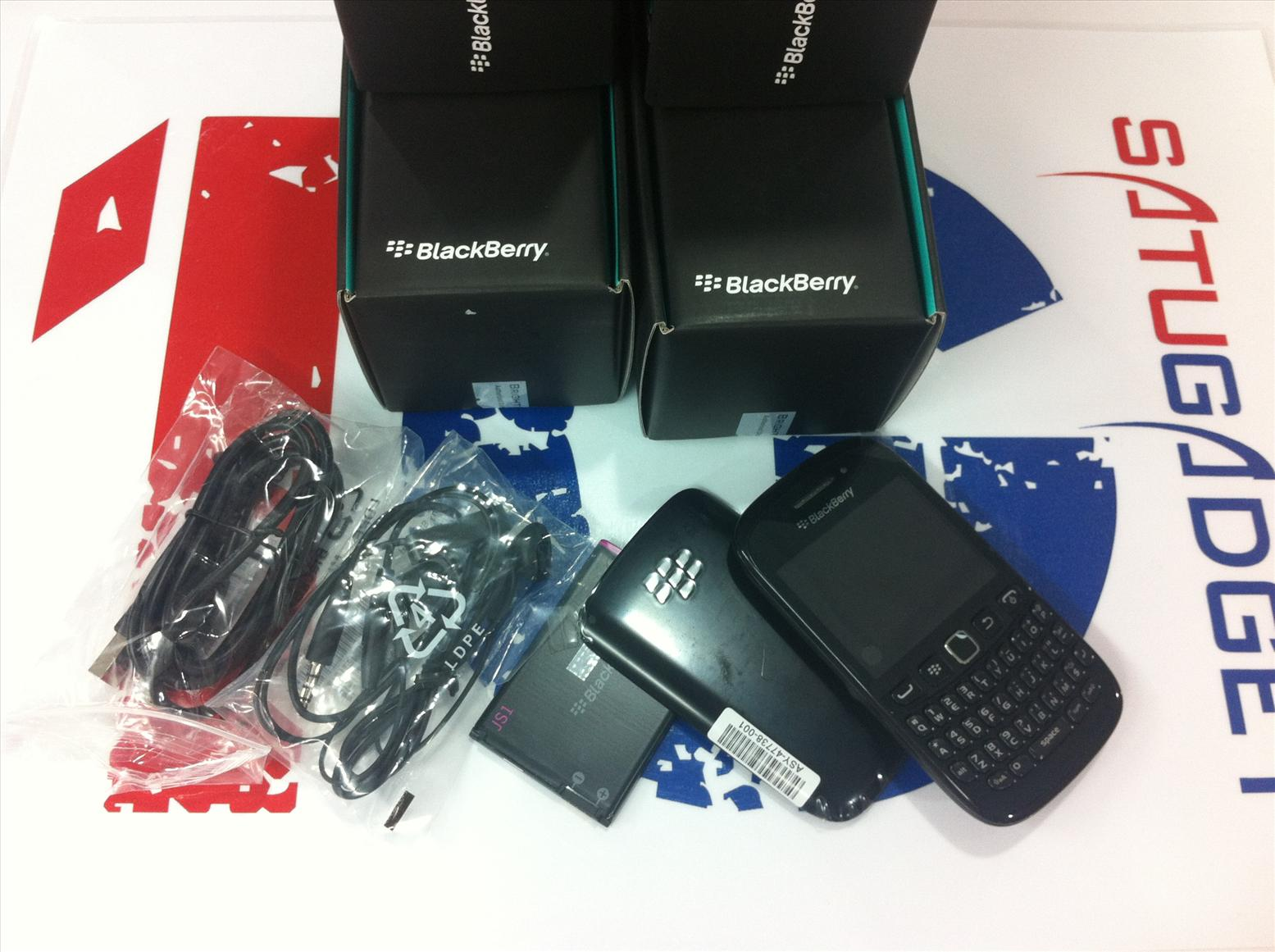Blackberry Curve 9220, Original set, 2 years warranty