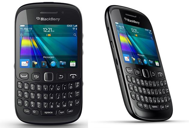Blackberry Curve 9220-Original Set Brightstar Black/White