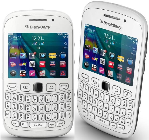 BlackBerry Curve 9320 Ori Set Brightstar Black/White- 2 years warranty