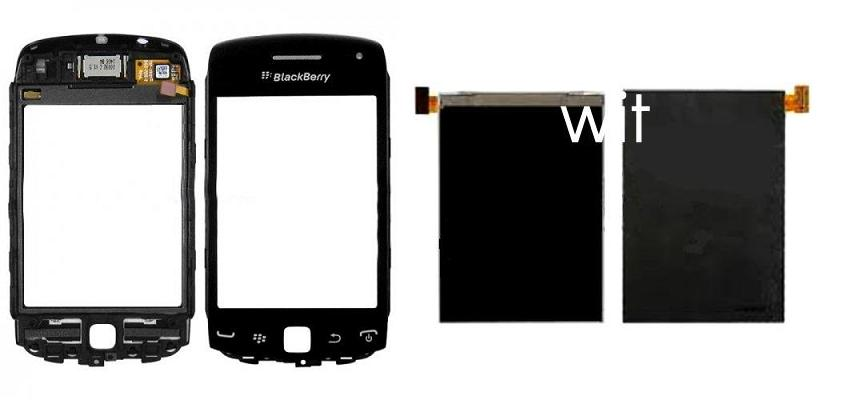 BlackBerry Curve 9380 LCD Display / Digitizer Touch Screen