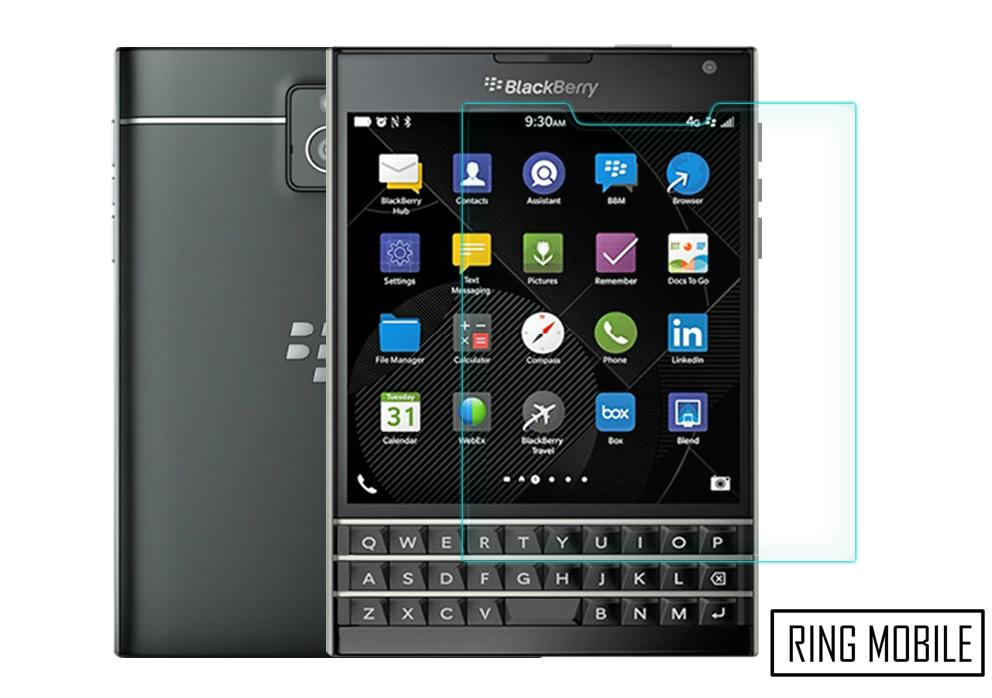 BlackBerry Passport Nillkin Anti-Explosion H+ Tempered Glass - rmtlee