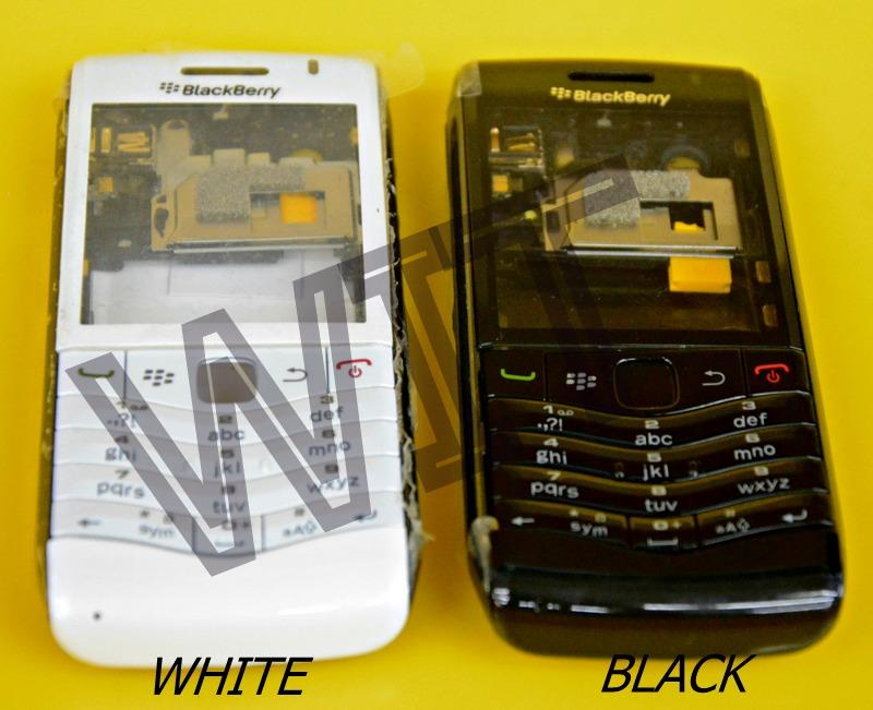 BlackBerry Pearl 9105 Housing Keypad Middle board Battery Cover