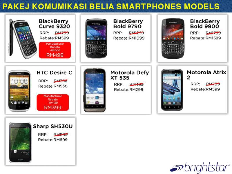 Welcome to BLACKBERRY SKMM/MCMC/pkb Rebate Programme! Limited Sets -