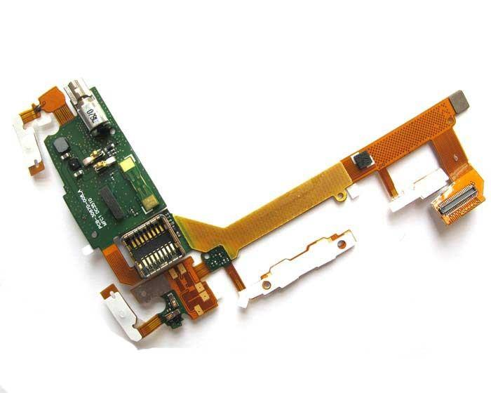 BlackBerry Torch 9800 Camera On/Off Volume Ribbon Flex Cable Repair