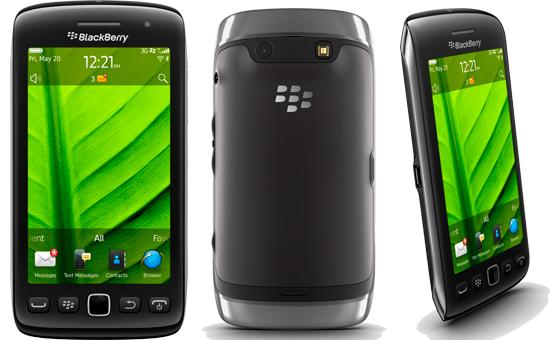 BLACKBERRY TORCH 9860 BLACK ORIGINAL SAMART/CELCOM CENTRE