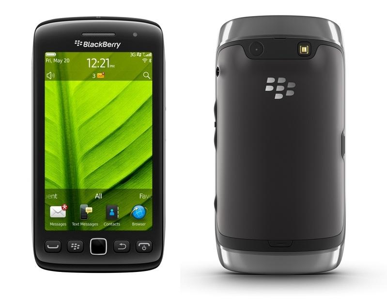 BlackBerry TORCH 9860 -Come with leather case ready stock