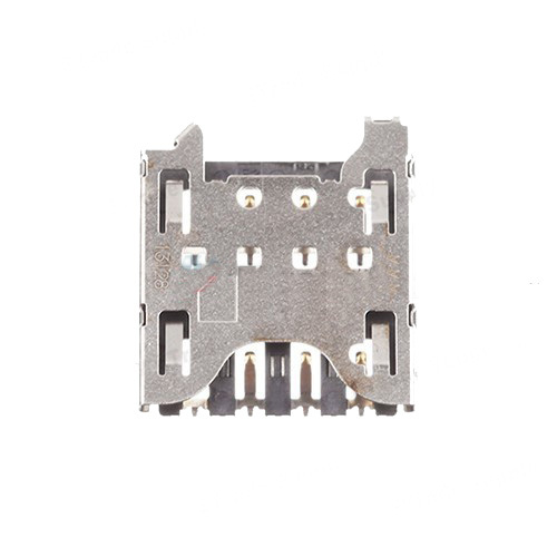 BlackBerry Z10 Q10 Sim Card Slot Reading Pin Holder Sparepart Repair