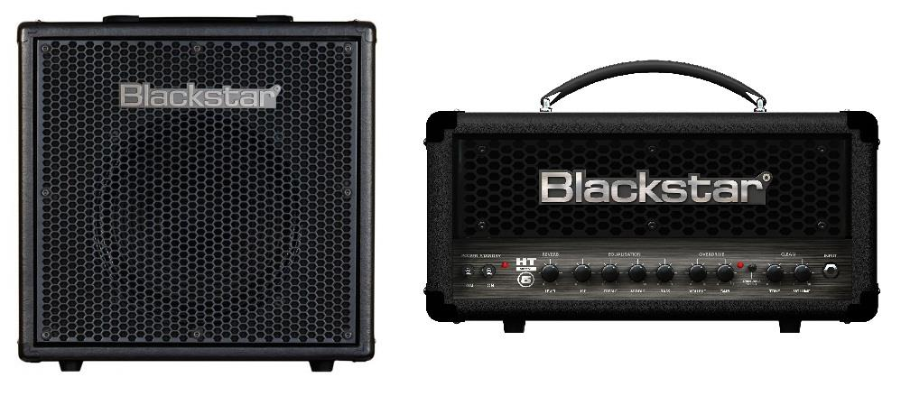 Blackstar HT-METAL-5 HEAD+Blackstar HT-METAL 112 Head &Cabinet Package