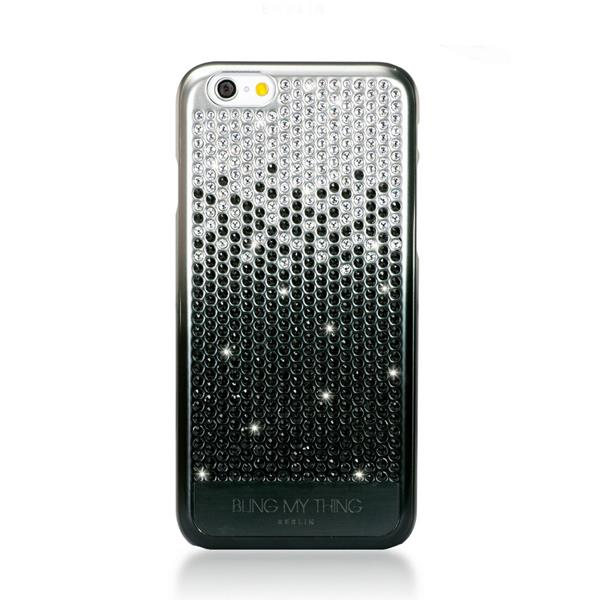 Bling My Thing Vogue Case for iPhone 6/6S - Brilliant Onyx