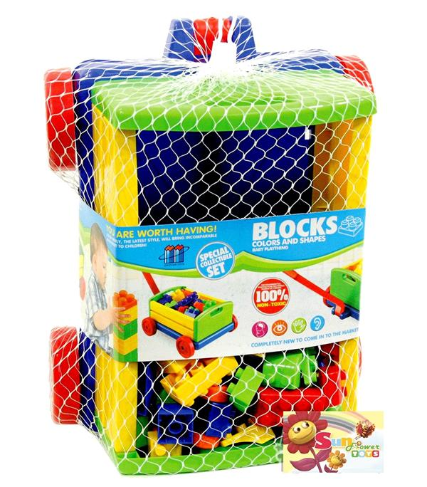 Blocks Colors And Shapes (For age 3 years +)