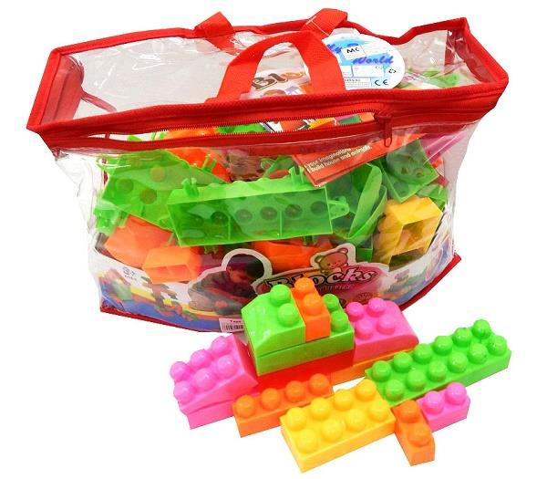 Blocks Play and Learn (For Age 3 Years +)