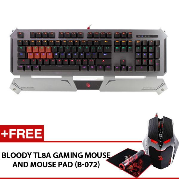 Bloody Light Strike Mechanical Keyboard B740A